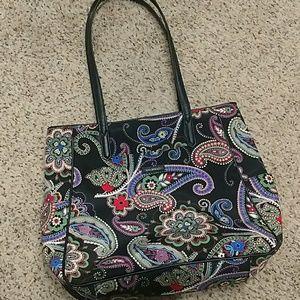 Vera Bradley Bags - Vera Bradley Kiev Print Shoulder Bag
